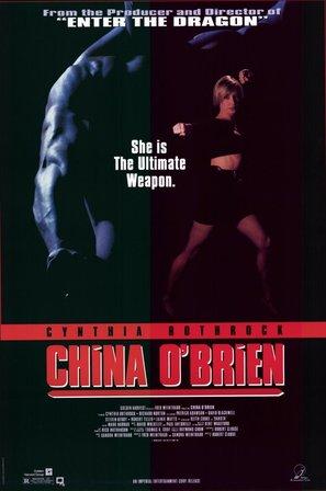 China O'Brien - Movie Poster (thumbnail)