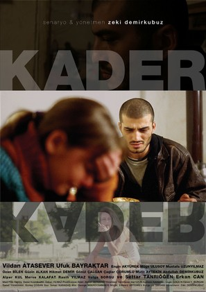 Kader - Turkish Movie Poster (thumbnail)