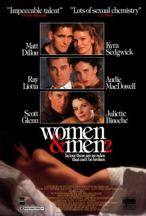 Women & Men 2: In Love There Are No Rules - Movie Poster (thumbnail)