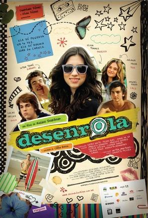Desenrola - Brazilian Movie Poster (thumbnail)
