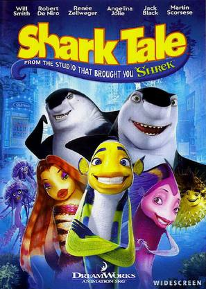 Shark Tale - Movie Cover (thumbnail)