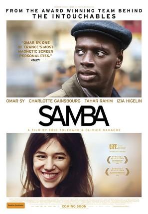 Samba - Australian Movie Poster (thumbnail)