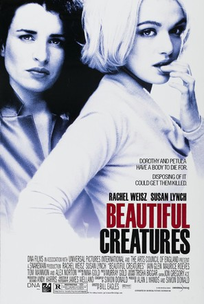 Beautiful Creatures - Theatrical movie poster (thumbnail)
