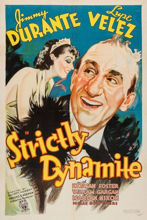 Strictly Dynamite - Movie Poster (thumbnail)