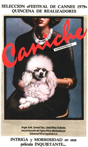 Caniche - Spanish Movie Poster (thumbnail)