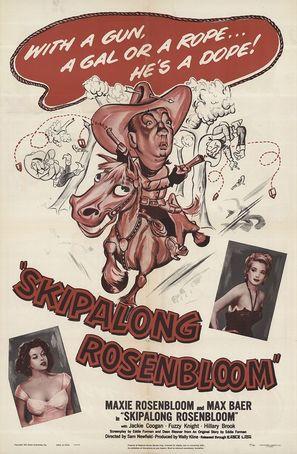 Skipalong Rosenbloom - Movie Poster (thumbnail)