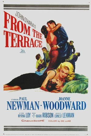From the Terrace - Movie Poster (thumbnail)