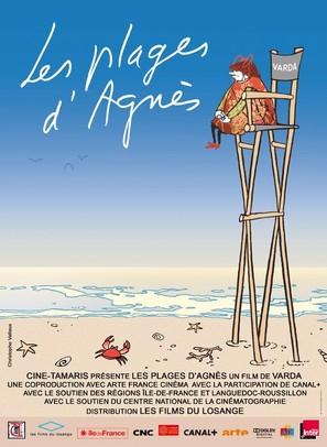 Les plages d'Agnès - French Movie Poster (thumbnail)