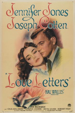 Love Letters - Movie Poster (thumbnail)