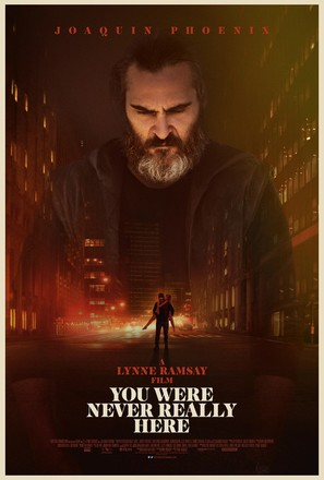 You Were Never Really Here - British Movie Poster (thumbnail)