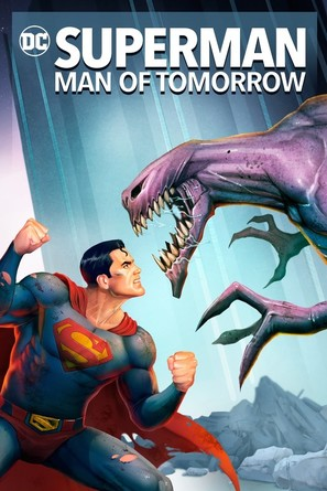 Superman: Man of Tomorrow - Movie Cover (thumbnail)