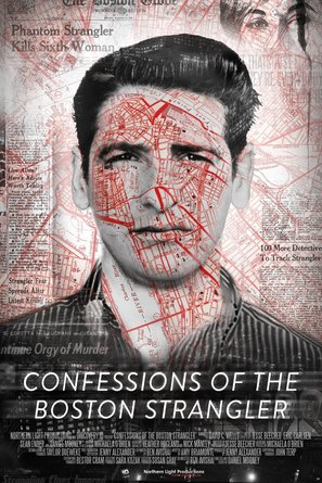ID Films: Confessions of the Boston Strangler - Movie Poster (thumbnail)