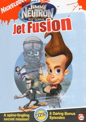 """The Adventures of Jimmy Neutron: Boy Genius"" - Movie Cover (thumbnail)"
