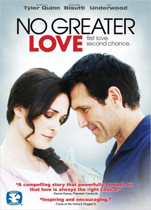 No Greater Love - DVD cover (thumbnail)