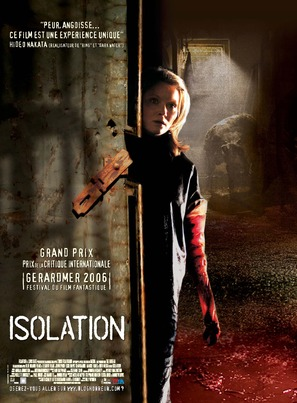 Isolation - French Movie Poster (thumbnail)