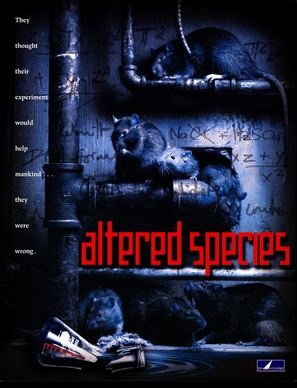 Altered Species - poster (thumbnail)