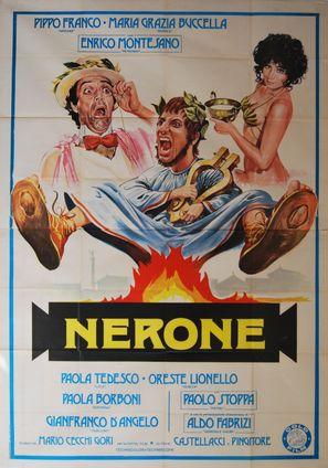 Nerone - Italian Movie Poster (thumbnail)