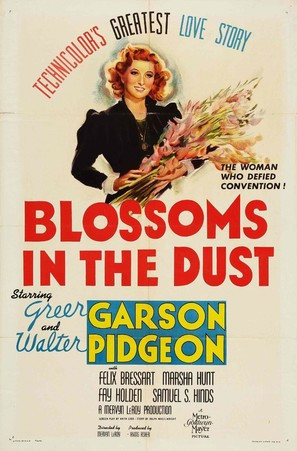 Blossoms in the Dust - Movie Poster (thumbnail)