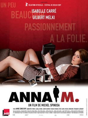 Anna M. - French Movie Poster (thumbnail)