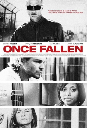 Once Fallen - Movie Poster (thumbnail)