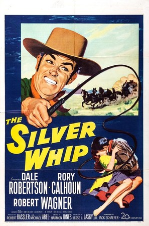 The Silver Whip - Movie Poster (thumbnail)