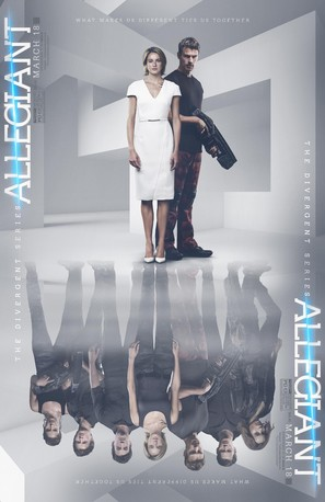 The Divergent Series: Allegiant - Movie Poster (thumbnail)