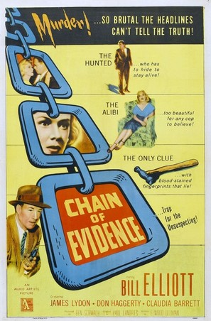 Chain of Evidence - Movie Poster (thumbnail)