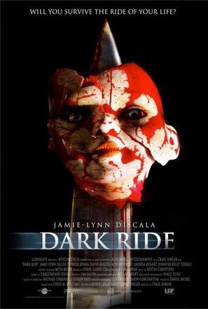 Dark Ride - Movie Poster (thumbnail)