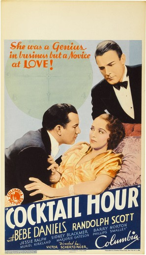Cocktail Hour - Movie Poster (thumbnail)