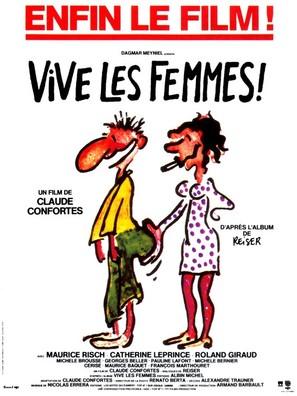 Vive les femmes!