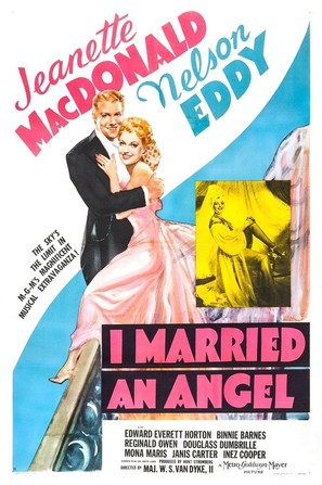 I Married an Angel - Movie Poster (thumbnail)