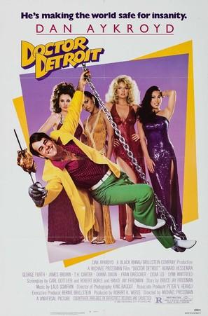 Doctor Detroit - Movie Poster (thumbnail)