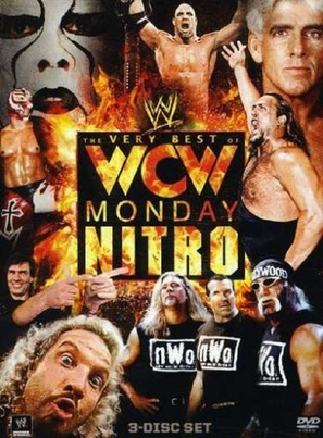 WWE: The Very Best of WCW Monday Nitro - DVD movie cover (thumbnail)