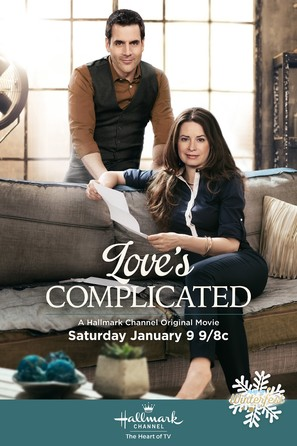 Love's Complicated - Movie Poster (thumbnail)