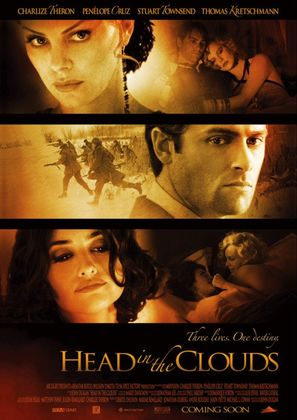 Head In The Clouds - Movie Poster (thumbnail)