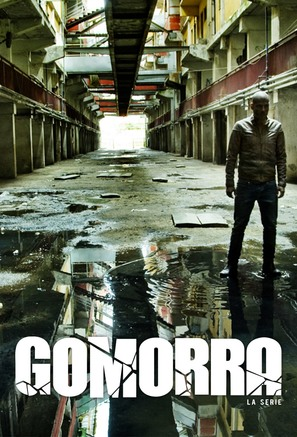 """Gomorra"" - Italian Movie Poster (thumbnail)"