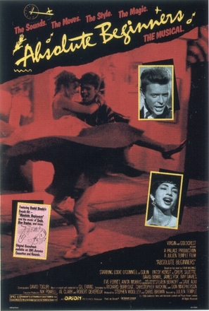 Absolute Beginners - Movie Poster (thumbnail)
