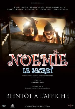 Noémie - Canadian Movie Poster (thumbnail)