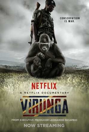 Virunga - Movie Poster (thumbnail)