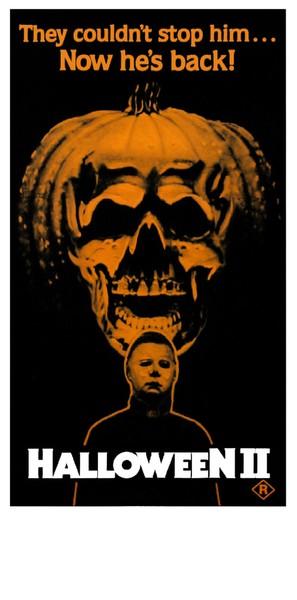 Halloween II - Australian Movie Poster (thumbnail)