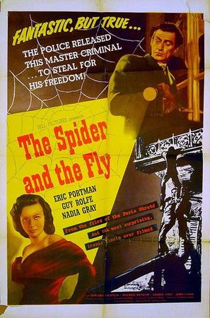 The Spider and the Fly - British Movie Poster (thumbnail)