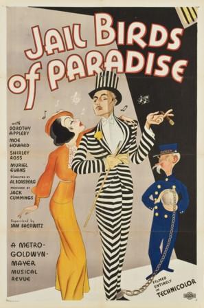 Jailbirds of Paradise - Movie Poster (thumbnail)