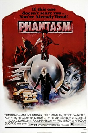 Phantasm - Movie Poster (thumbnail)