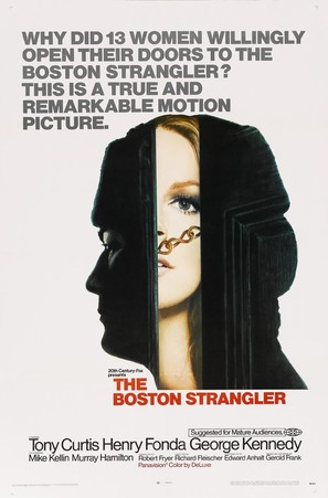 The Boston Strangler - Movie Poster (thumbnail)