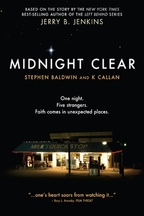 Midnight Clear - DVD cover (thumbnail)