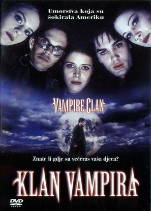 Vampire Clan - Croatian Movie Cover (thumbnail)