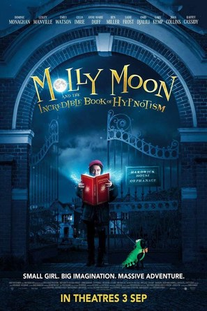 Molly Moon and the Incredible Book of Hypnotism - British Movie Poster (thumbnail)