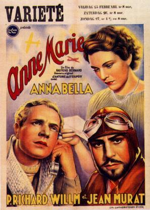 Anne-Marie - Belgian Movie Poster (thumbnail)
