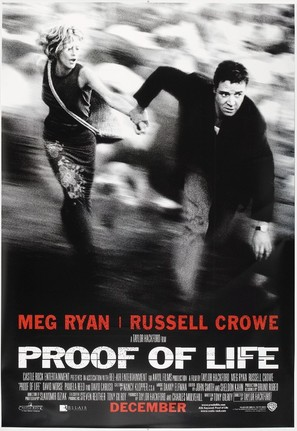 Proof of Life - Movie Poster (thumbnail)