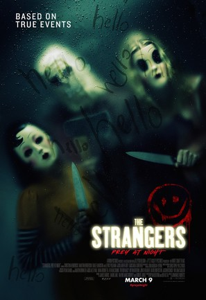 The Strangers: Prey at Night - Movie Poster (thumbnail)